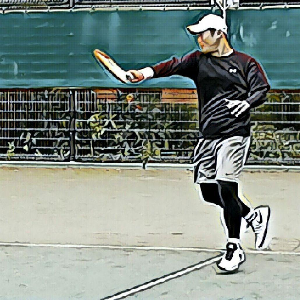 テニスの基本