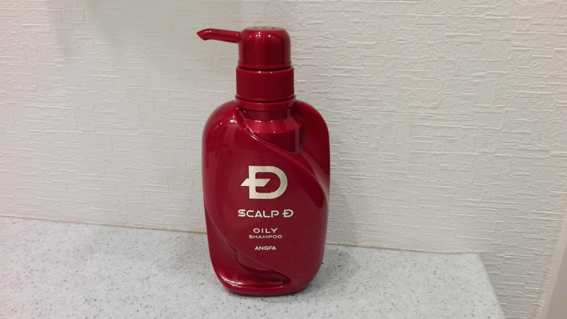 SCALP D OILY シャンプー